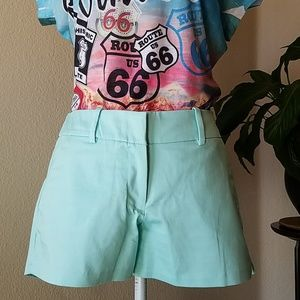 MOSSIMO MINT GREEN SHORTS